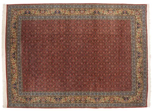 10×13 Bulgarian Rust Oriental Large Rug 017228