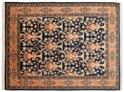 10×13 Feraghan Blue Oriental Rug 025916