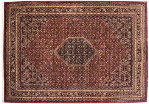 10×14 Bijar Red Oriental Rug 039438