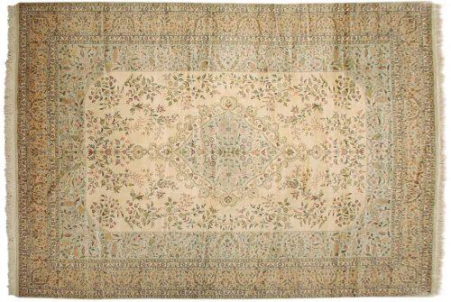 10×14 Bulgarian Ivory Oriental Large Rug 017163