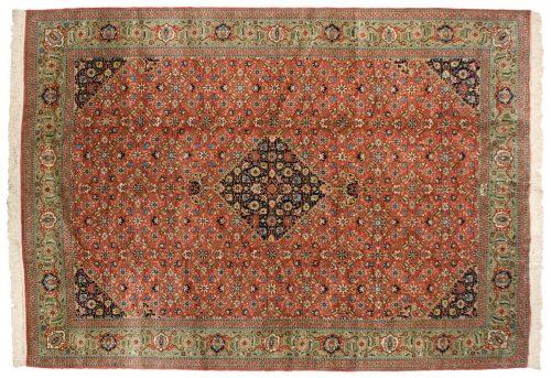 10×14 Bulgarian Rust Oriental Large Rug 017167