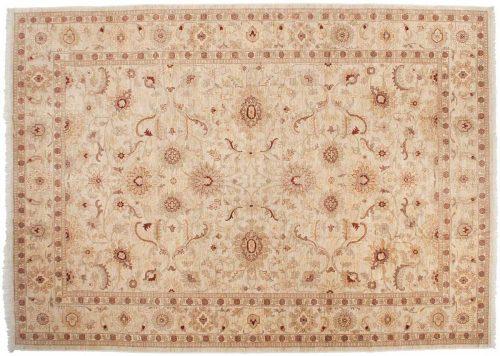 10×14 Caucasian Ivory Oriental Rug 026094