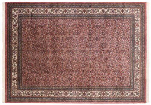 10×14 Bijar Rose Oriental Large Rug 030706