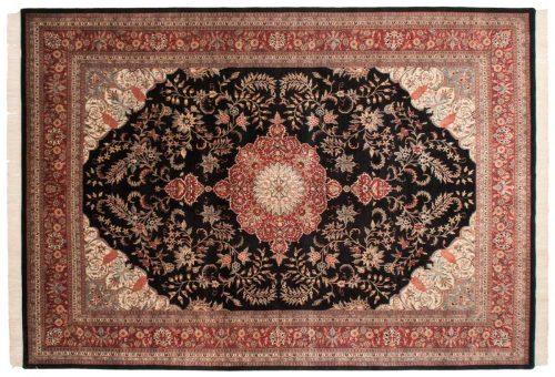 10×14 Kashan Black Oriental Rug 032142