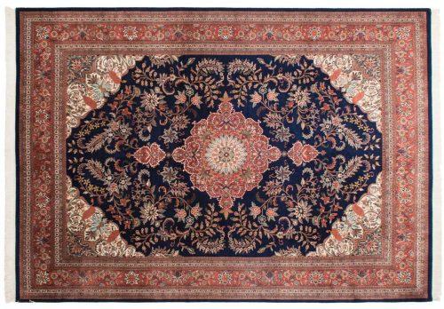 10×14 Kashan Blue Oriental Rug 031833
