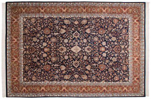 10×14 Kashan Blue Oriental Rug 034159