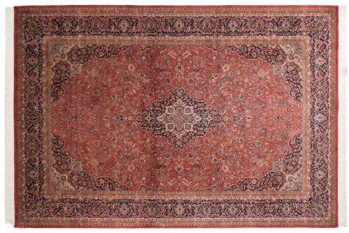 10×14 Kashan Red Oriental Rug 032218