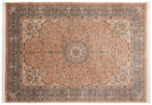 10×14 Kerman Rose Oriental Large Rug 026245
