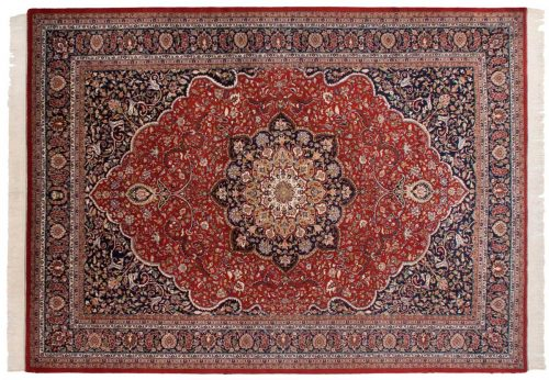 10×14 Khorassan Red Oriental Large Rug 033996