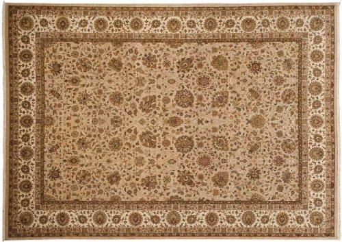 10×14 Mahal Beige Oriental Rug 042567