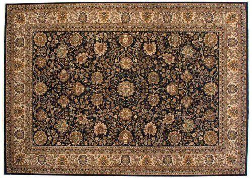 10×14 Mahal Black Oriental Rug 027046