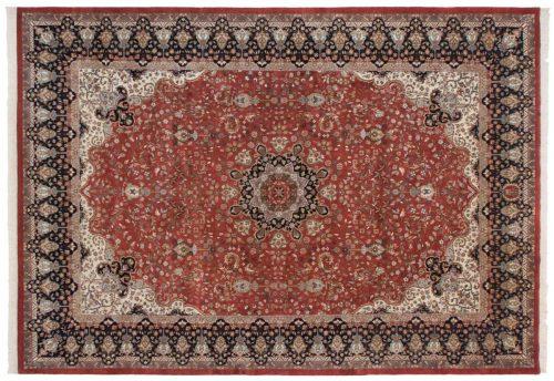 10×14 Mashad Red Oriental Large Rug 016516