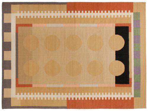 10×14 Nicholls Multi Color Oriental Large Rug 012938