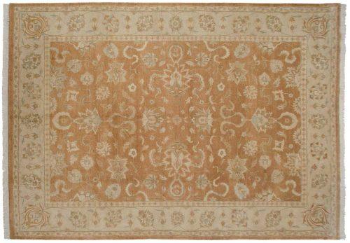 10×14 Oushak Beige Oriental Rug 045947