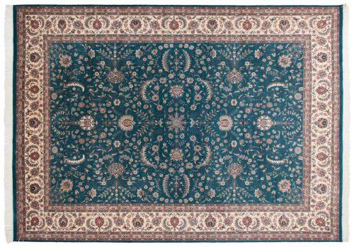 10×14 Persian Green Oriental Large Rug 030387