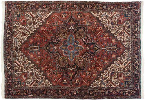 10×14 Persian Mehrivan Red Oriental Rug 034846