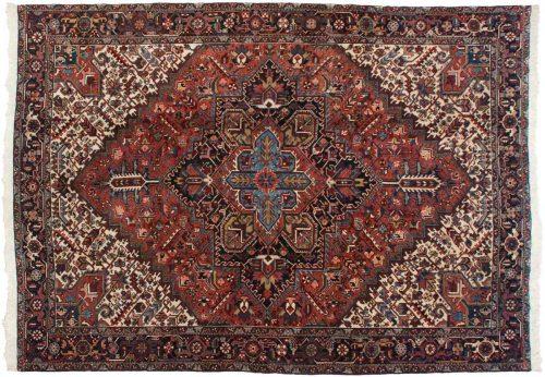 10×14 Persian Mehrivan Red Oriental Rug 034846