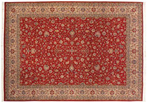 10×14 Persian Red Oriental Rug 021516