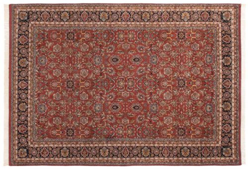 10×14 Isfahan Red Oriental Rug 016226