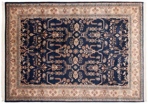 10×14 Sarouk Blue Oriental Rug 030562