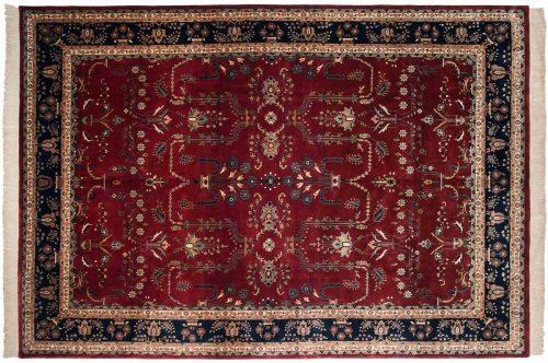 10×14 Sarouk Red Oriental Rug 032344