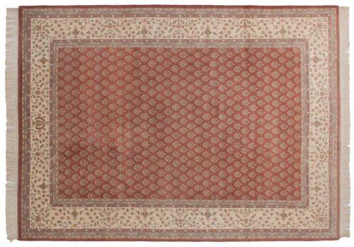 10×14 Sarouk Rose Oriental Rug 033666