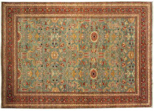 10×14 Serapi Blue Oriental Rug 043343