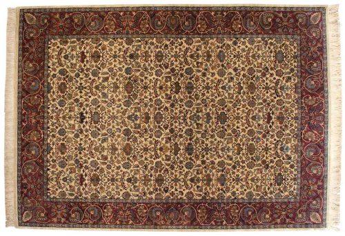 10×14 Sultanabad Ivory Oriental Rug 032340