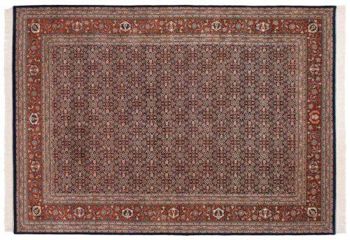 10×14 Tabriz Blue Oriental Large Rug 033877