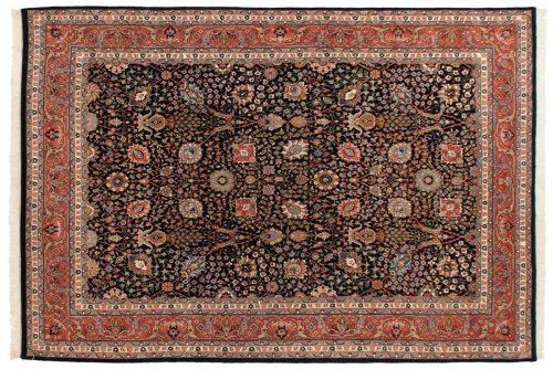 10×14 Tabriz Blue Oriental Rug 016205
