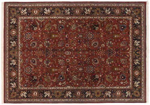 10×14 Tabriz Rust Oriental Rug 017075