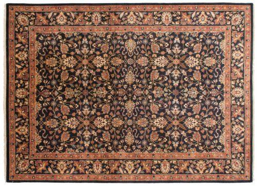 10×14 Yezd Blue Oriental Large Rug 032159