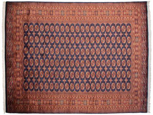 11×14 Bokhara Blue Oriental Large Rug 021760