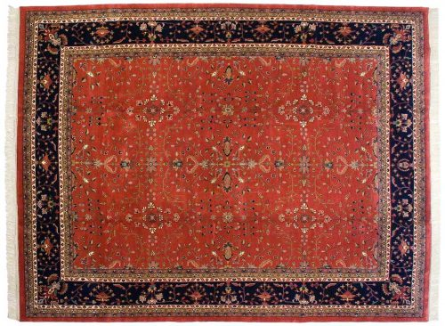 12×15 Sarouk Red Oriental Large Rug 031684
