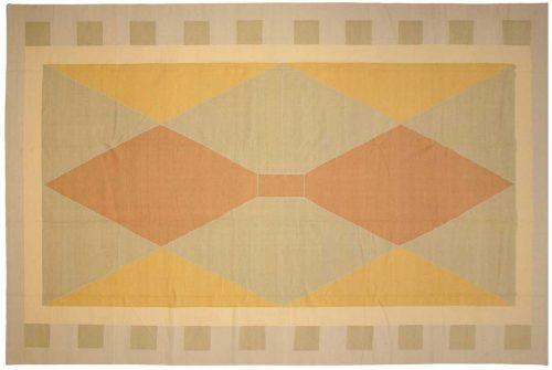 12×18 Nicholls Multi Color Oriental Large Rug 012861