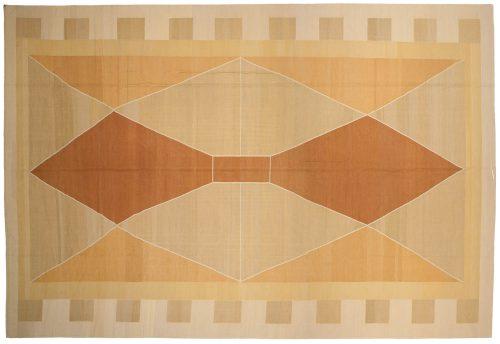 12×18 Nicholls Multi Color Oriental Large Rug 012955