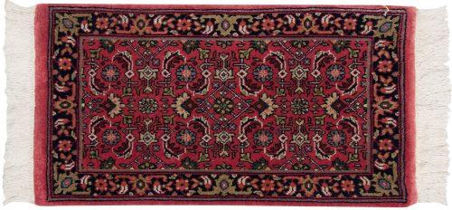 1×2 Tabriz Red Oriental Rug 039200