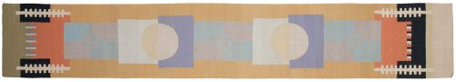 2×12 Nicholls Multi Color Oriental Rug Runner 012836