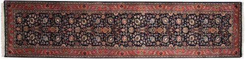 2×12 Tabriz Blue Oriental Rug Runner 015272