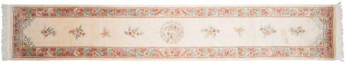2×15 Peking Ivory Oriental Rug Runner 018623