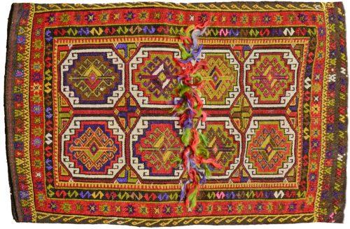 2×3 Anatolian Multi Color Oriental Rug 033082