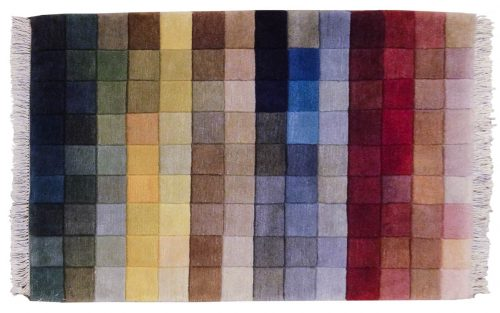 2×3 Arts & Crafts Multi Color Oriental Rug 036400