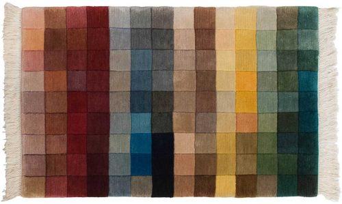 2×3 Arts & Crafts Multi Color Oriental Rug 036399