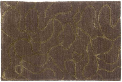 2×3 Swirl Grey Oriental Rug 045152