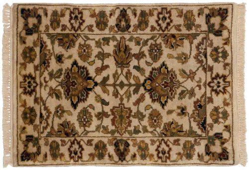 2×3 Jaipur Beige Oriental Rug 043838