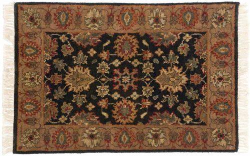 2×3 Jaipur Black Oriental Rug 011403