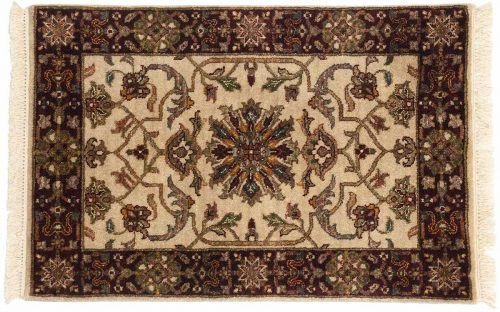 2×3 Jaipur Ivory Oriental Rug 043846