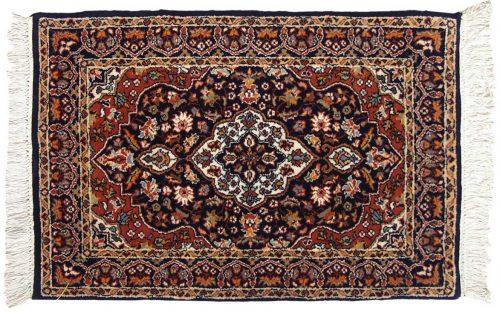 2×3 Kashan Blue Oriental Rug 025120