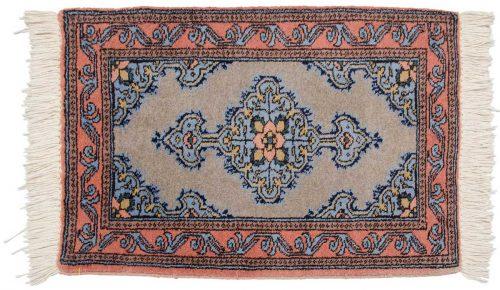 2×3 Persian Katbaft Grey Oriental Rug 035275