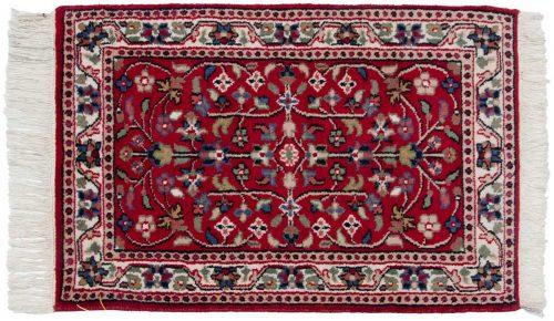 2×3 Persian Red Oriental Rug 037725